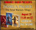 Feral Warriors on Romance Radio