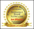 Romance Book Scene 1st Place